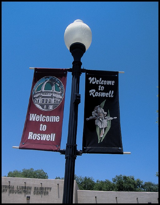 Visitation To Roswell